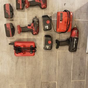 """Snap-On 1/2"""" And 3/8 Impacts for Sale in Morton Grove, IL"""