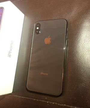New iPhone X 256gig for Sale in St. Louis, MO