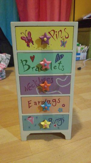 Mini Jewelry Drawer for Sale in Colorado Springs, CO
