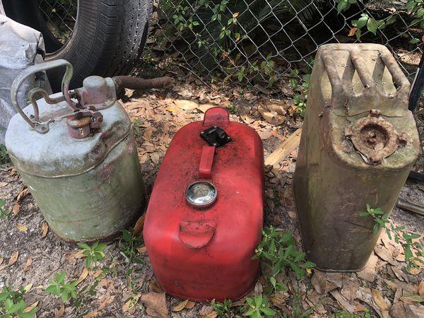 Old vintage items