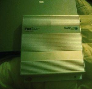 MultiTech Systems, FaxFinder™ V.34 Fax Server for Sale in Prescott, AZ