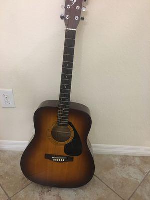 Acoustic Guitar Yamaha for Sale in Zephyrhills, FL