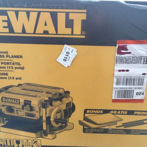 DeWALT DW735X Thickness Planer **New** for Sale in Oakland, CA