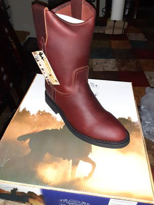 Bota de trabajo work Boots for Sale in Sanger, CA