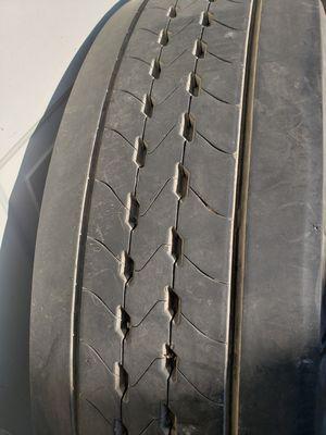 Semi truck tire for Sale in Chicago, IL