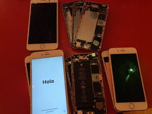 10 iPhones 6, 6+, 6s, 6s+ for Parts! for Sale in Portland, OR