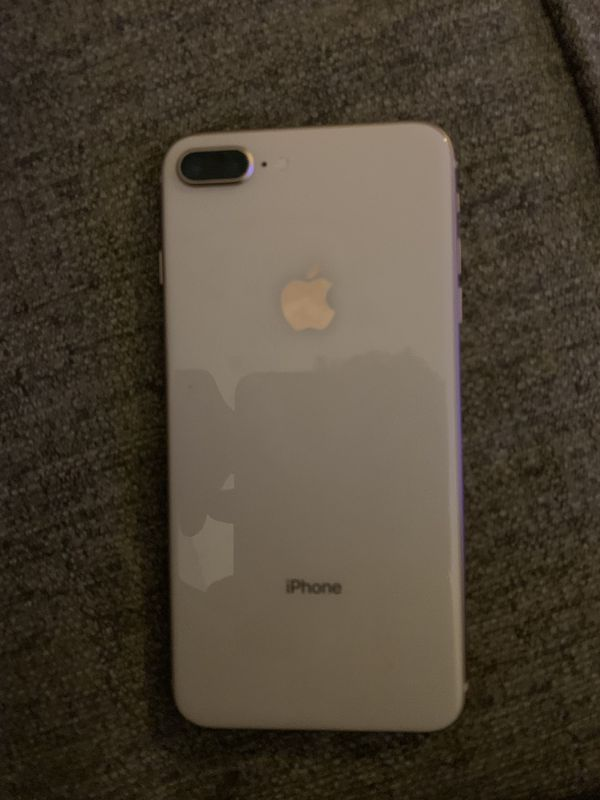 iPhone 8 Plus CRACKED FRONT SPRINT
