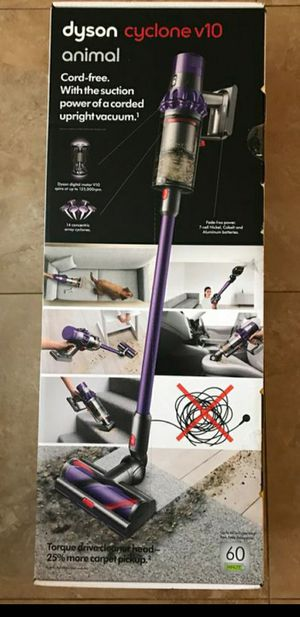Dyson cyclone v10 animal for Sale in Houston, TX