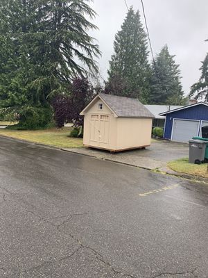 Like new Complete finished,insulated and furnished for Sale in Tacoma, WA