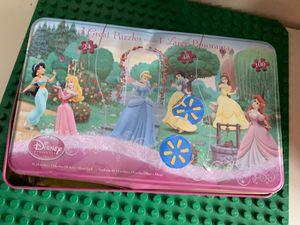 3 Disney princess puzzle for Sale in Annandale, VA
