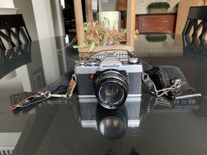 Minolta XG1 Film Camera for Sale in Bethlehem, PA