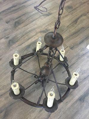 Spanish Chandelier for Sale in Moreno Valley, CA