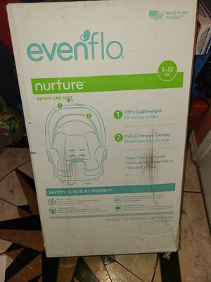 Brand New Evenflo Infant Car Seat for Sale in Albuquerque, NM