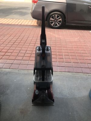 Hoover power scrub Deluxe Carpet Cleaner (need repair) for Sale in MONARCH BAY, CA