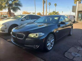 2013 BMW 5 Series for Sale in Scottsdale,  AZ