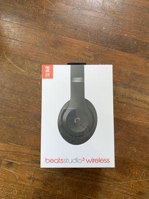 BEATS STUDIO 3 WIRELESS HEADPHONES for Sale in Gardena, CA