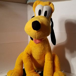 DISNEY PLUTO Plush Toy 13 Inches Mickey Mouse Khols Collection for Sale in Cranston, RI
