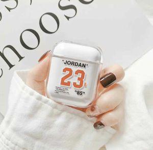 Hard Cover Case for Apple AirPods 1 2 Off White jordan 23 for Sale in Burlington, VT