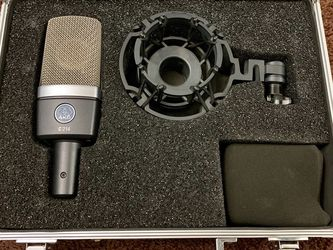 AKG C214 Studio Condenser Microphone for Sale in Los Angeles,  CA