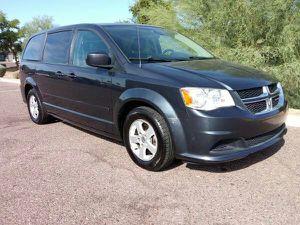 2013 Dodge Caravan Passenger SXT Minivan for Sale in Phoenix, AZ