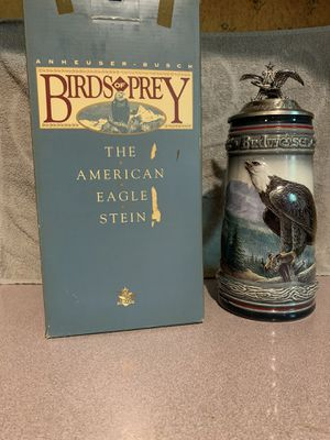 Vintage Anheuser Busch Collectors Stein for Sale in Albany, NY