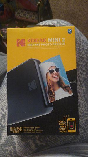 Brand New Kodak Mini 2 Instant Photo Printer for Sale in Spokane, WA