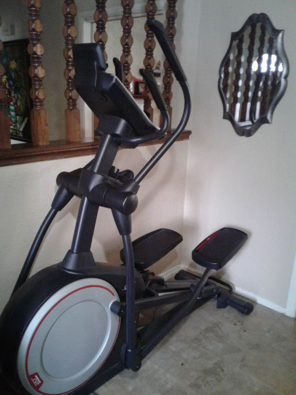 Trading a Nordictrack elliptical for a treadmill