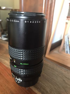 Makinon zoom lens for Sale in Los Angeles, CA