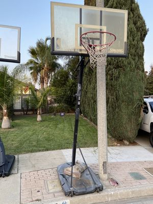 "54"" Spalding Basketball Hoop for Sale in Ontario, CA"