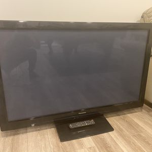 50 Inch Panasonic Viera TV for Sale in Germantown, MD