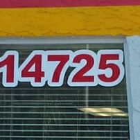 Vinyl lettering for Sale in Tampa, FL