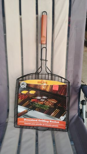 Grilling Basket for Sale in West Jefferson, OH