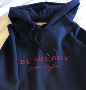Burberry hoodie for Sale in San Fernando, CA