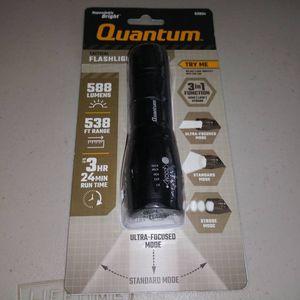 Quantum Flash Light New for Sale in Lemon Grove, CA