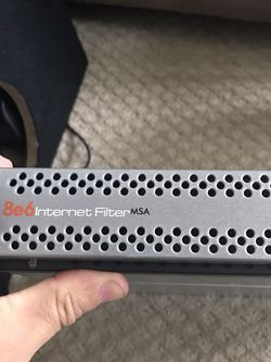 Internet Web Filter Appliance for Sale in Vancouver,  WA