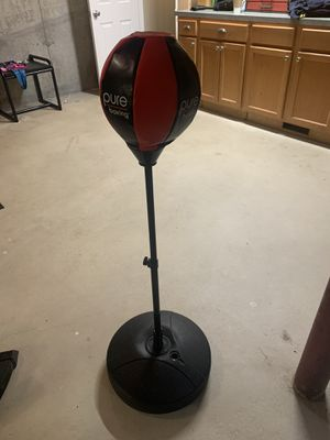 Pure boxing speed bag for Sale in Portland, CT