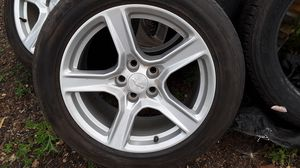 Rims and tires, set of 4 for Sale in Lakeside, AZ