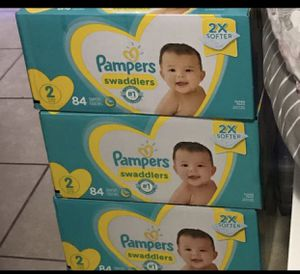 Pampers for Sale in Glenn Dale, MD