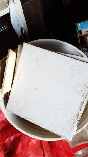 Free bucket of kitchen tiles for Sale in Los Angeles, CA
