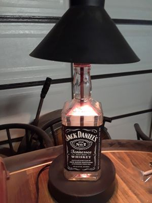 Jack Daniels lamp for Sale in Vernon, CA