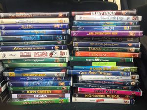 Disney DVDS for Sale in Coon Rapids, MN