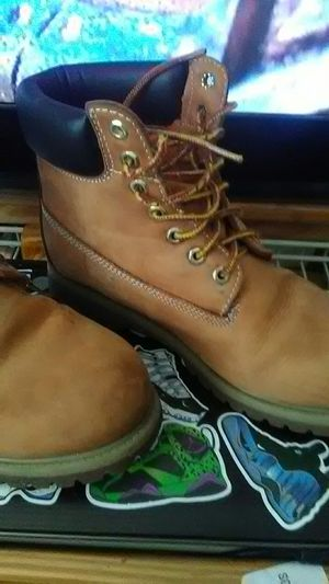 Timberland boots size9 for Sale in Cleveland, OH