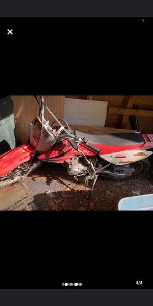 2007 crf100 4 stroke dirt bike for Sale in Silver Spring, MD