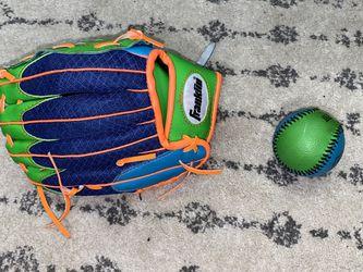 Baseball Glove And Baseball for Sale in Stanwood,  WA