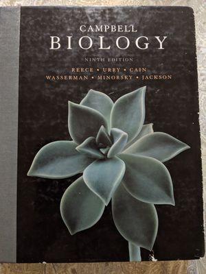 Biology Book for Sale in Pomona, CA