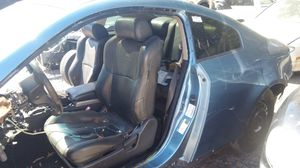 Nissan 350 z parts car (I Have 2) come make an offer many good parts for Sale in Tampa, FL