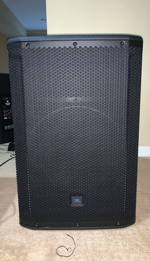 JBL SRX 815p Speaker for Sale in Glyndon, MD