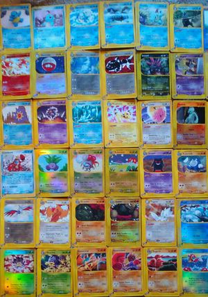 84 e-reader Pokemon cards for Sale in Tucson, AZ