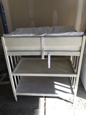 Baby changing table for Sale in Bountiful, UT