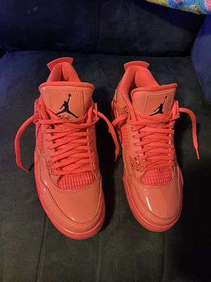 Air Jordan retro 4 hot punch for Sale in San Francisco, CA